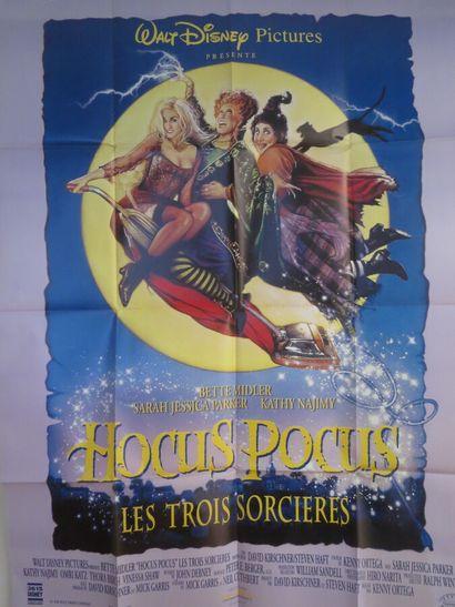 Hocus Pocus (1994)  De Kenny Ortega avec...