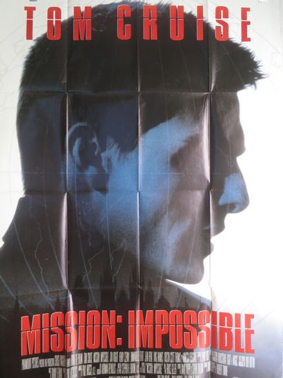 Tom Cruise : mission impossible (trilogie):...