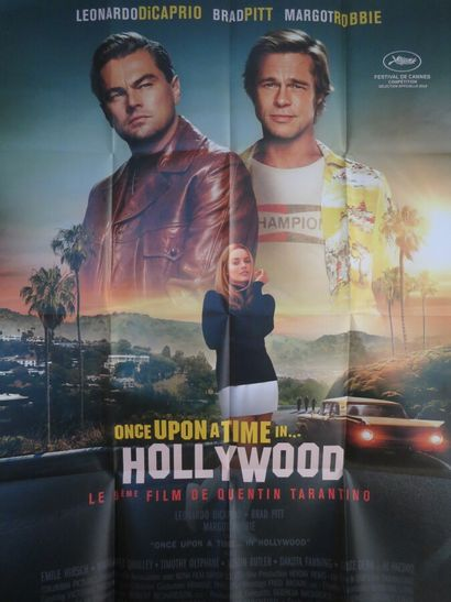 Once Upon a Time in Hollywood (2019)  Le...