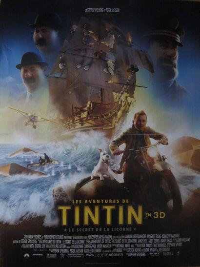 Les aventures de Tintin : le secret de la...