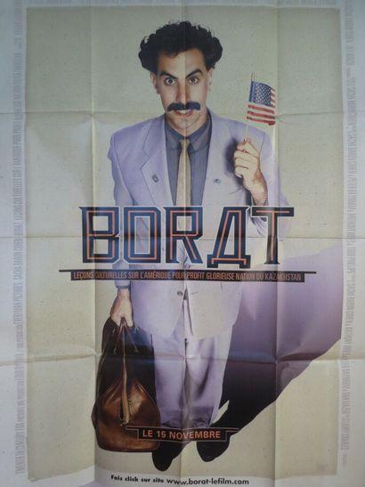Borat (2006)  De Larry Charles avec Sacha...