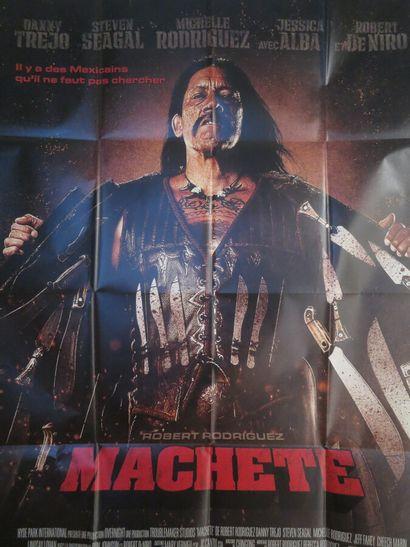 Machette (2010)  De Robert Rodriguez avec...