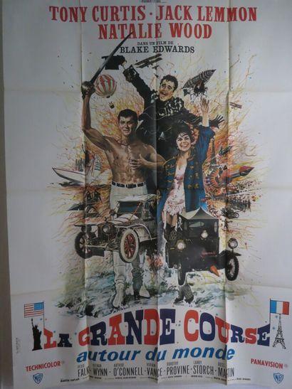 La grande course autour du monde (1965)  De...