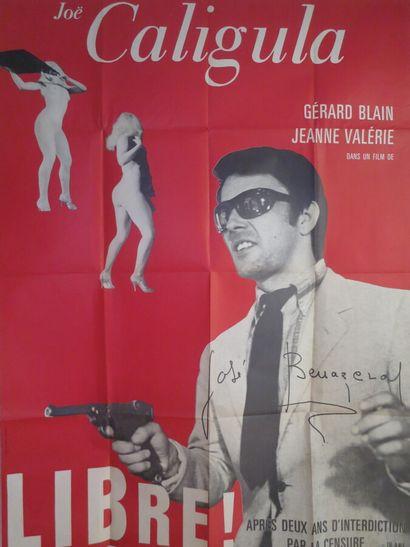 Joe Caligula (1966)  De José Bénazéraf avec...