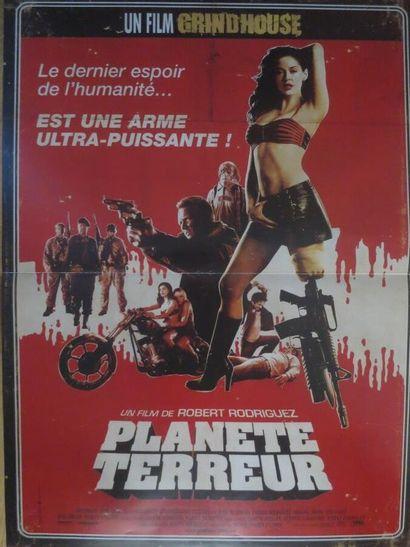 Planète terreur (2007)  De Robert Rodriguez...