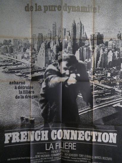 French Connexion, (La Filière) (1971)  De...