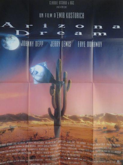 Arizona Dream (1992)  De Emir Kusturica avec...