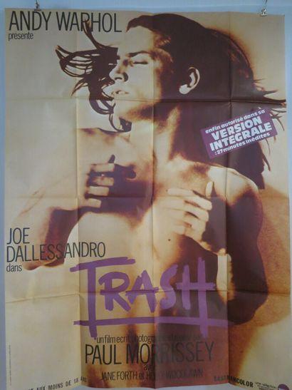 Trash (1976)  De Paul Morrissey et Andy Wharrol...