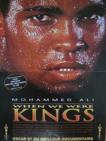 When we were King (Mohamed Ali vs. George...