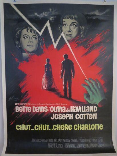 Chut, chut, chère Charlotte (1964)  De Robert...
