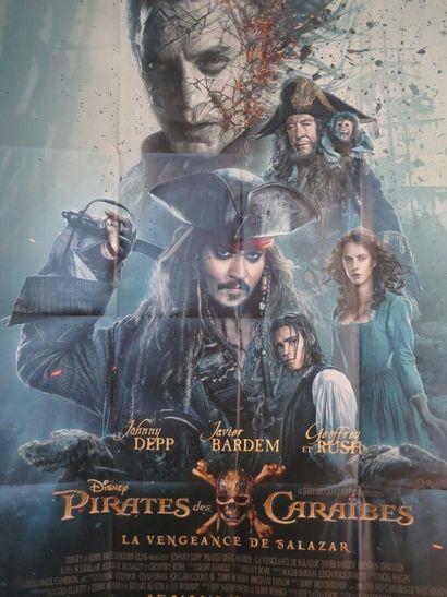 Pirates des Caraïbes (La vengeance de Salazar)...