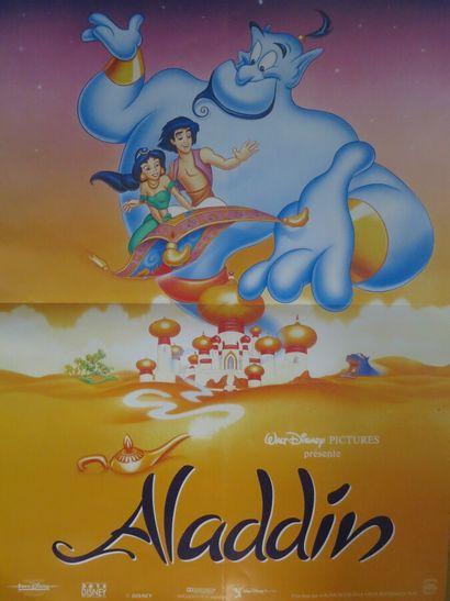 Aladdin (1983)  Dessins animés de Walt Disney...