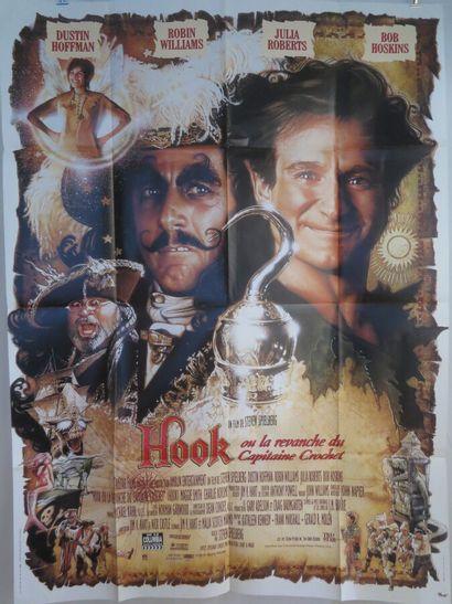Hook ou la revanche du Capitaine crochet...
