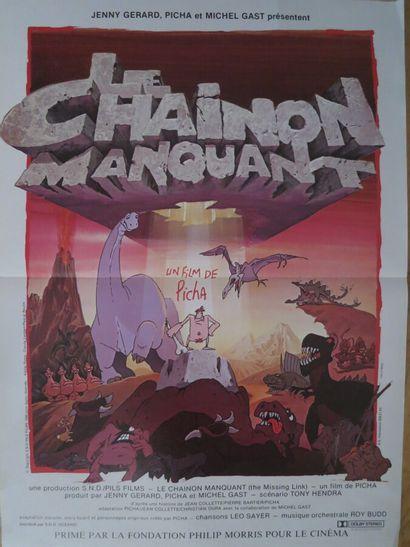Le chaînon manquant (1980)  Film d'animation...
