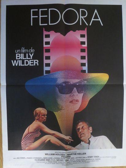 Fedora (1978)  De Billy Wilder avec William...