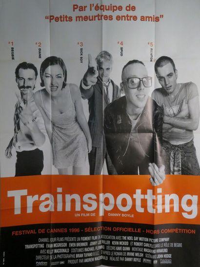 Trainspotting (1996)  De Danny Boyle avec...