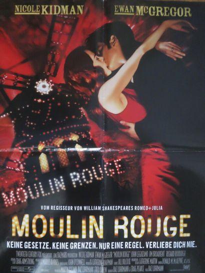 Moulin-Rouge (2001)  De Baz Luhrmann avec...