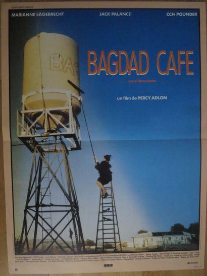 Bagdad café (1987)  De Percy Adlon avec ses...
