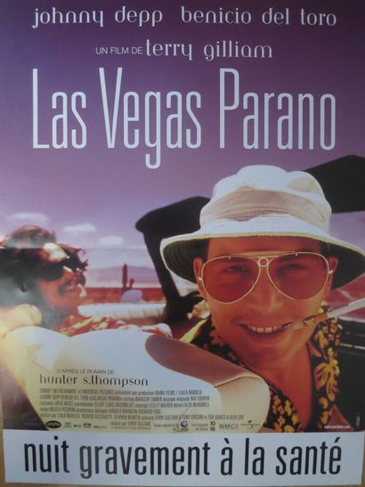 Las Vegas parano (1998)  De Terry Gilliam...