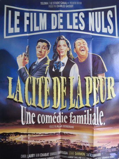 La cité de la peur (1993)  De Alain Berberian...