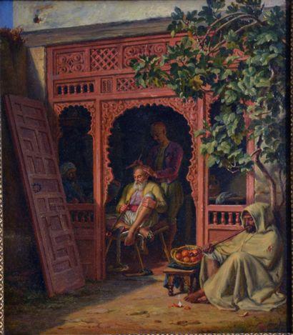 Theobald Reinhold von Oer. (1807 - 1885)...