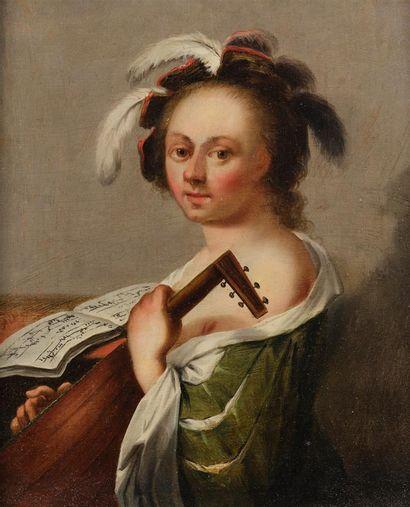 Attribué à Melchior BRASSAUW (Malines 1709...