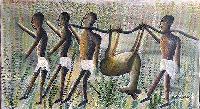 Kabinda Kunkulu Victor (1927)  Retour de...