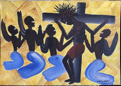 Kabinda Kunkulu Victor (1927)  Christ en...