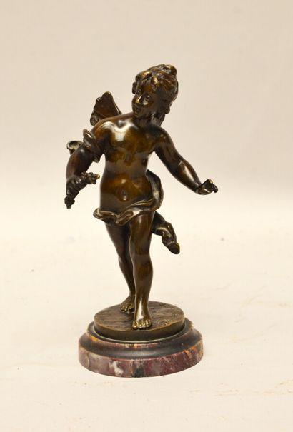 KINSAURGER Sylvain (1855-1935)  Ange à la...