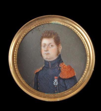 LA SAUGERE -1826