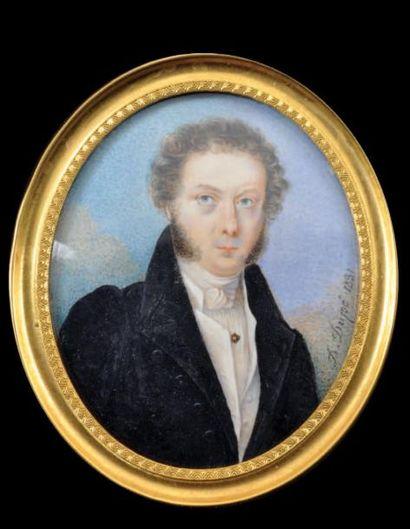 D DUPRE 1831