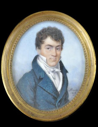Joseph BORDES - 1815 (Toulon 1773-après 1835)