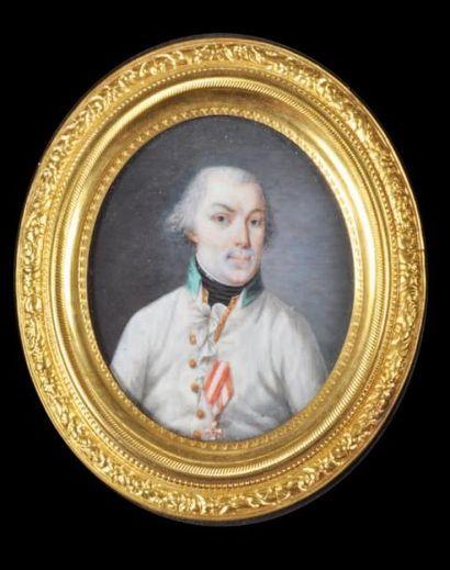 ÉCOLE AUTRICHIENNE - vers 1800