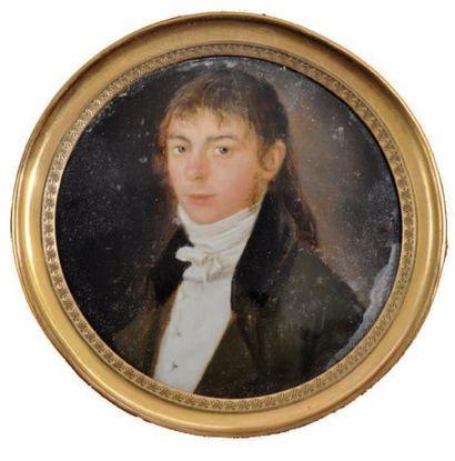 ÉCOLE FRANÇAISE - vers 1805