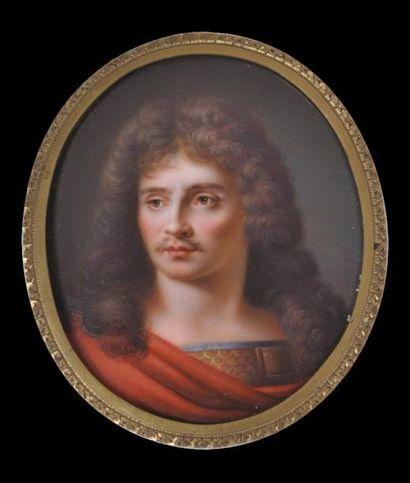 Attribué à Jean Baptiste Joseph DUCHESNE (Gisors 1776-Paris 1856), d'après MIGNARD