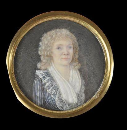 ÉCOLE FRANÇAISE - vers 1800