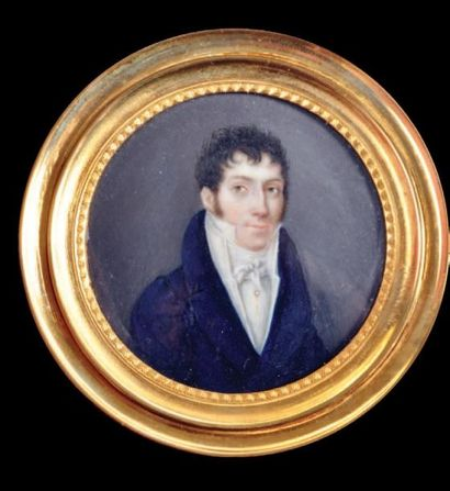 ÉCOLE FRANÇAISE - vers 1810