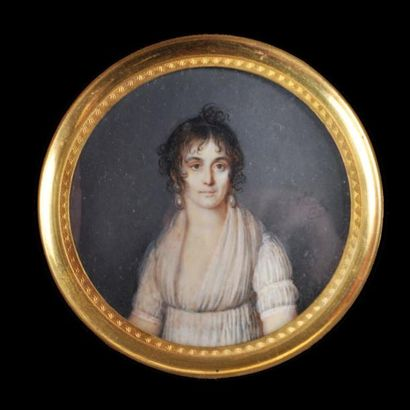 Jean Pierre THIBOUST - An IX (Paris 1763-Paris vers 1824)