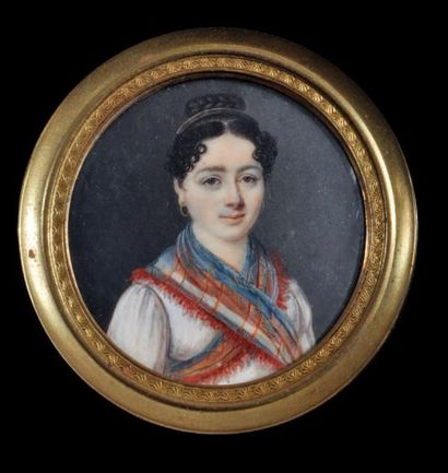 Alexis Nicolas NOEL - 1817 (Clichy 1792-1871)