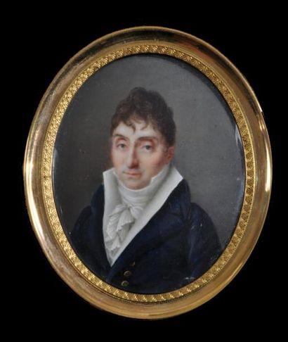 ÉCOLE d'AUGUSTIN - vers 1815