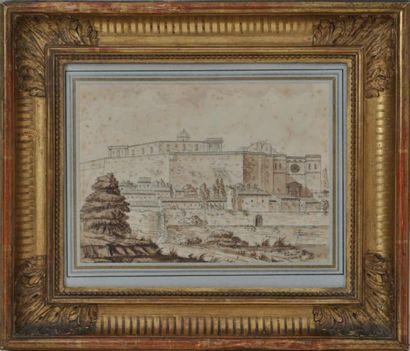 Ecole française du début du XIXème siècle