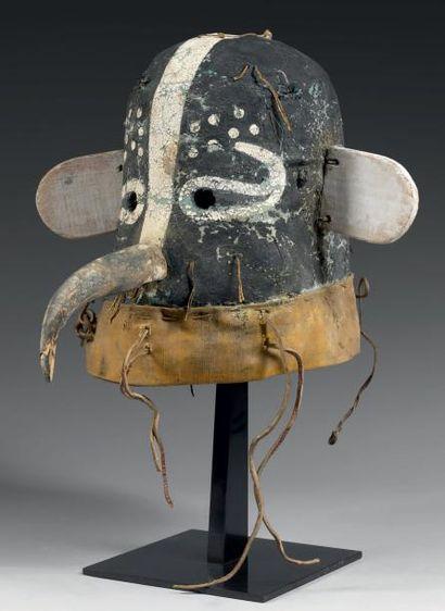 Masque de Kachina COLIBRI Hopi, Arizona,...