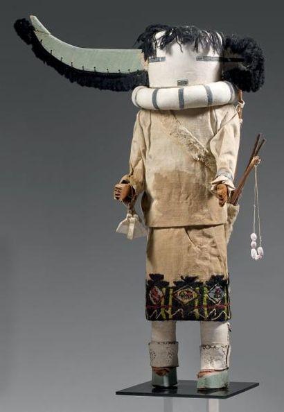 SAIYATASHA - Importante poupée Katsina Saiyatasha...