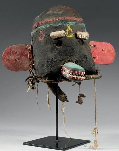 Masque HONAN ou BADGER KACHINA (Colton 89)....