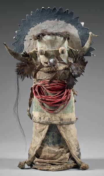 SHALAKO - Rare et très ancienne poupée Katsina...