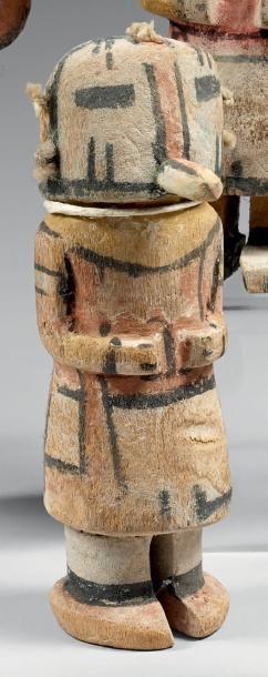 Kachina au bec effilé Hopi, Arizona, U.S.A....