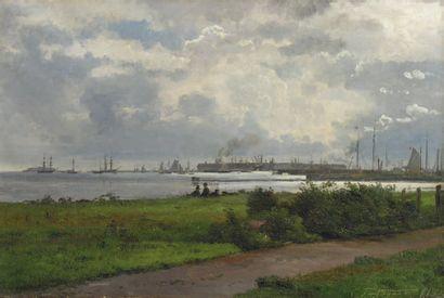 Carl Frederik AAGAARD (1833-1895)