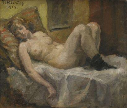 Frode KIERULFF (1889-1963)