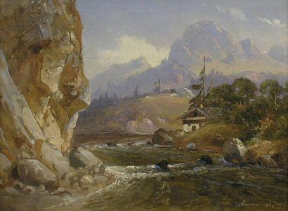 Niels SIMONSEN (1807-1885)