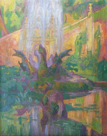 Ejnar WEGENER (l882-1931)
